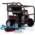 Shark BR 3.5 @ 3000 Kohler Kd420 Diesel Elec Start Cold Water Belt Drive Pressure Washer