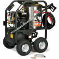 Shark SGP 3.5 @ 3000 Honda Gx340 Electric Start Hot Water Pressure Washer