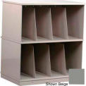 Two-Shelf X-Ray Storage Cabinet - Gray