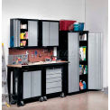 Gladiator Cadet™ 6 Piece All Welded Storage System