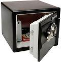 "SentrySafe Fire Safe® DS0200 - Combo Lock, 16-5/16""W x 19-5/16""D x 13-11/16""H,Black"