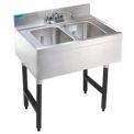 Underbar Unit, 2 Comp Sink 18X24