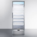 Summit ACR1718RH Full-Size Pharmaceutical All-Refrigerator, Right Hand Door Swing, Stainless Steel