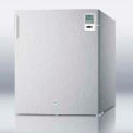 Summit Commercial Compact Auto Defrost All-Refrigerator In SS