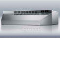 "Summit 20""W Convertible Range Hood For Ducted Or Ductless Use, Stainless Steel Finish"
