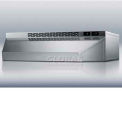 "Summit 20""W Ductless Range Hood, Stainless Steel Finish"