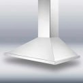 "Summit 36"" European 500 CFM Range Hood, Stainless Steel"