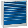 "Sovella Drawer Cabinet 130/140, 10 Drawer, (2) 2-15/16"", (5) 3-15/16"", (2) 5-7/8"", (1) 9-13/16"""