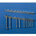 "Sovella R41 Box Wrench Set Holder, 21.88""L, 12 Position"
