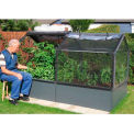 Grow Camp 4' x 8' Combo, Mini Greenhouse