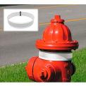 "Tapco® 2673-00009 2""W White Reflective Vinyl PVC Hydrant Collars"
