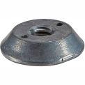 1/4-20 Tamper-Proof Security Spanner Nut - Zinc Alloy - Made In USA - Pkg of 50