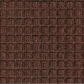 Waterhog Classic Mat - Dark Brown 3' x 5'
