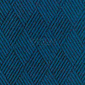 "Waterhog Classic Carpet Tile 2165214000, Diamond, 18""L X 18""W X 1/4""H, Dark Brown, 12-PK"