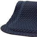 "Hog Heaven Fashion Mat 5/8"" 3x12 Coal Black"