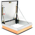 "Bilco® E-50 Aluminum Roof Hatch - 36""x36"""