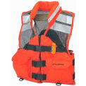 Stearns® Search and Rescue (SAR) Flotation Vest, USCG Type III, Orange, Nylon, 2XL