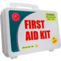Unitized ANSI First Aid Kit, 16 Unit, Plastic Case
