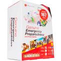 Genuine®  Emergency Preparedness Kit, 167 Pieces, Soft Case