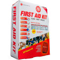 Genuine® First Aid Kit, 25 Person Non-ANSI, Soft Case (202 pcs)