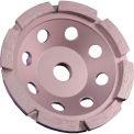 """Edmar 4"""" Single Rim Cup Grinding Wheel"""