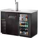 "True® TDB-24-48-1-G-1 Draft Beer Cooler Door Type - 49-1/8""W X 24-1/2""D X 35-5/8""H"