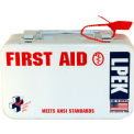 First Voice™ 10 Person ANSI Compliant Unitized First Aid Kit, Metal Case