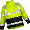 Tingley® J24122 Icon™ Jacket, Fluorescent Yellow/Green/Black, 2XL