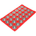 "Socket Caddy 3/8"" Red (1 pc)"