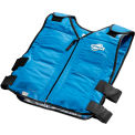 TechKewl™ Phase Change Cooling Vest, L/XL, Blue