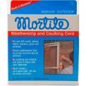 Frost King Mortite Weatherstrip and Caulking Cord, 90' L, Gray