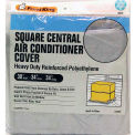 """Frost King Central Air Conditioner Cover, 34"""" X 34"""" X 30"""", Square - Pkg Qty 6"""