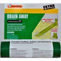 Frost King Manual Roll Up Downspout Extender, Green - Pkg Qty 12