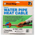 Frost King Automatic Electric Heat Cable Kit -  30 Feet Long