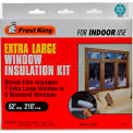 "Frost King Extra Large Shrink Window Kit 1 Sheet - 62"" x 210"""