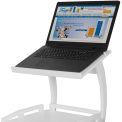 """TrippNT™ 52954 Element Healthcare Cart Laptop Shelf Module 18""""W x 12""""D x 22""""H"""