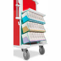 """TrippNT™ 52960 Element Healthcare Cart Suture Dispenser Module 20""""W x 9""""D x 22""""H"""