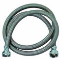 "60"" Speedi Plumb PLUS Braided Washing Machine Connector - 3/4"" Female Thread"