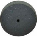 "Matz USA Straight Rubberized Abrasive Wheel 6"" Dia. X 3/4"" Wide, Coarse Grit"