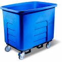 Toter® Heavy-Duty Cube Truck AMC20-00IGY - 20 Cubic Feet Cap., 800 Lb. Cap.
