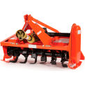 Tarter Farm & Ranch 3-Point 4' Sub-Compact Tiller RTSC4 - Orange