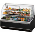 5' Curved Glass Deli Case
