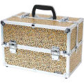 "TZ Case, Beauty Case, 14""L x 8-1/2""W x 9-1/4""H, Leopard"