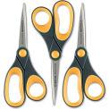 """Westcott® Titanium Non Stick Scissors, 8"""" Straight, 3/Pack"""