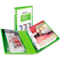 "Avery® Mini Durable View Protect/Store Round Ring Binder, 5-1/2 x 8-1/2, 1"" Cap., Green"