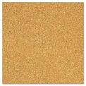 The Board Dudes 70UA4 Light Cork Tiles, 12 x 12, 4/Pack