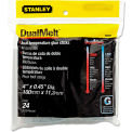 Stanley Bostitch® Dual Temperature Glue Sticks, 4 in Stick, 24/Pack