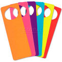 Creativity Street 4379 WonderFoam Door Knob Hangers, Six Assorted Colors