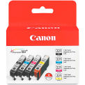 Canon® 2946B004 Ink Cartridge, Black/Cyan/Magenta/Yellow, 4/Pack