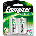Energizer® C e² NiMH Rechargeable Batteries 2 per Pack